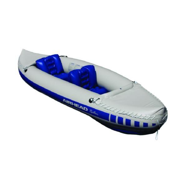 Kajak dmuchany pneumatyczny Travel Kayak 2 osobowy