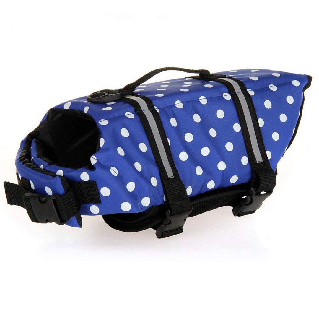Kapok kamizelka asekuracyjna dla psa (niebieska)