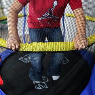 Trampolina interaktywna dla dzieci skacz i ucz się, do domu i ogrodu NOWOŚĆ!!!!!