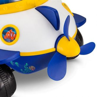 Samochód łódź podwodna dla dzieci Disney Dory elektryczna 6V