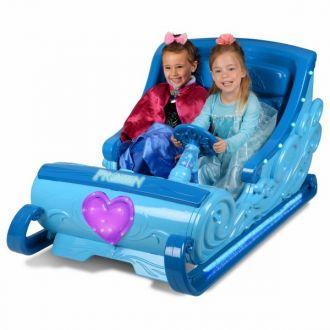 Samochód sanie dla dzieci Kraina Lodui Disney Frozen elektryczny 12V