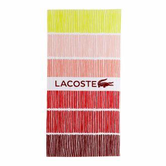 Ręcznik plażowy LACOSTE Coctail